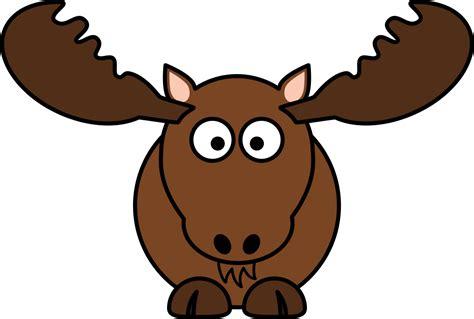 Moose Clip Art Silhouette Free Clipart Images Clipartix