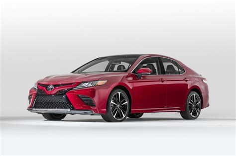 2018 Toyota Camry Is Anything But