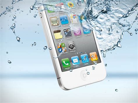 iphone waterproof a waterproof iphone 7 you say we weigh up the chances