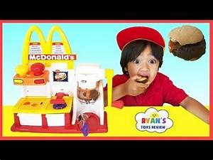 McDonald's Happy Meal Magic French Fry Snack Maker Set ...