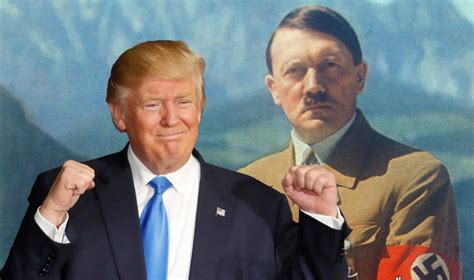 trump hitler holocaust remembrance warning stern died ago years