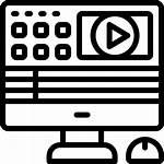 Editing Icon Flaticon Icons