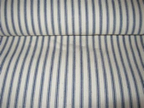 Ticking Upholstery Fabric by Pillow Ticking Fabric Ebay