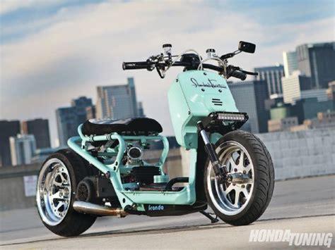 2003 honda ruckus honda tuning magazine whip 215 bike scooter moped pit bike 215 ruckus