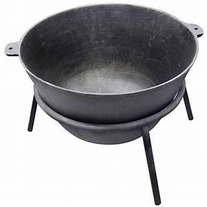 Carolina Cooker Waxed Stew Pot  40 Gal