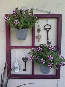 Deko Fenster Für Garten : altes fenster old window garten pinterest alte fenster ~ Orissabook.com Haus und Dekorationen