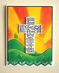 pin  christian easter cards