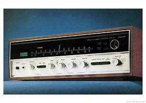 Sansui 2000a - Manual  Fm Stereo Tuner