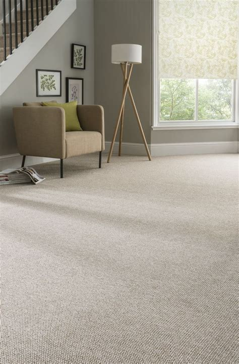 Bedroom Carpet Neutral by Big Soft Textures Make Your Home Feel Luxuriously Cosy