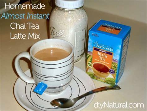 Chai Latte Recipe: A Powder Mix Recipe making Daily Chai Lattes Simple!
