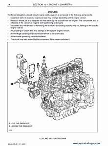 New Holland Ts100  115  125  130  135a Tractors Pdf Manuals