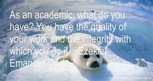 Academic Integr... Top Academic Quotes