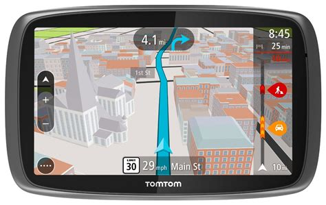 Tomtom Go 600 Portable Vehicle Gps Review