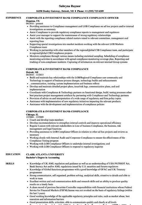 Corporate Banking Resume Template by Resume Template Corporate Banking Images Certificate