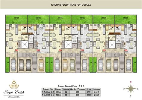 Row Home Plans by New Row Home Floor Plan New Home Plans Design