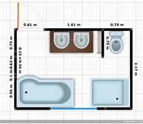Plans Salle De Bain Plan Salle De Bains Id Es D Co Salle De