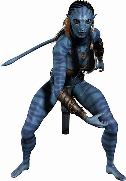 Avatar Character Neytiri Transparent Avatars Mes Purepng