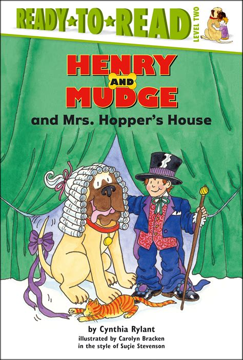 Henry And Mudge And Mrs Hopper's House  Book By Cynthia