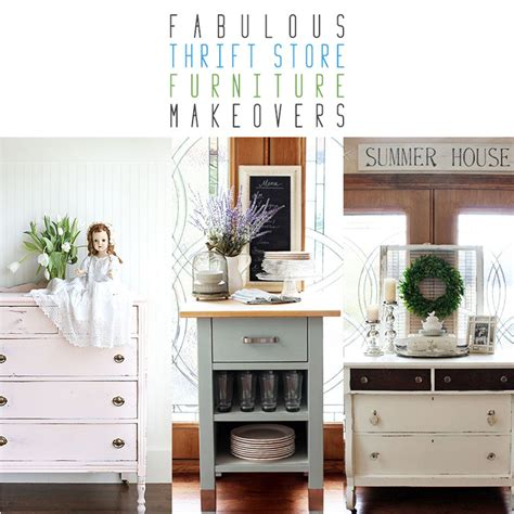 Maybe you would like to learn more about one of these? More Farmhouse Thrift Store Makeovers Fixer Upper Style ...