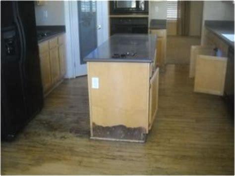 kitchen sink flooding acton water damage restoration cbc cleaning 2714