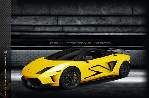 Luxury Lamborghini Cars: Lamborghini Gallardo Sv
