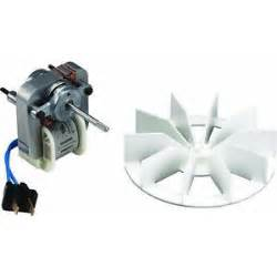 broan nutone bath exhaust fan blower replacement motor