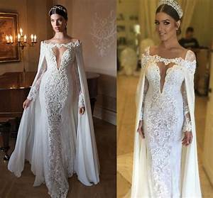 berta bridal gowns 2015 lace wedding dresses two pieces With long dresses for wedding reception