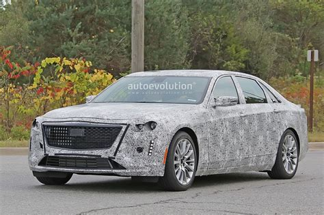 Cadillac Ct6 Rendering by 2018 Cadillac Ct6 Restyl 233 E