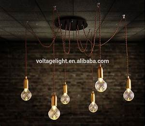 New products decorative vintage industrial led pendant