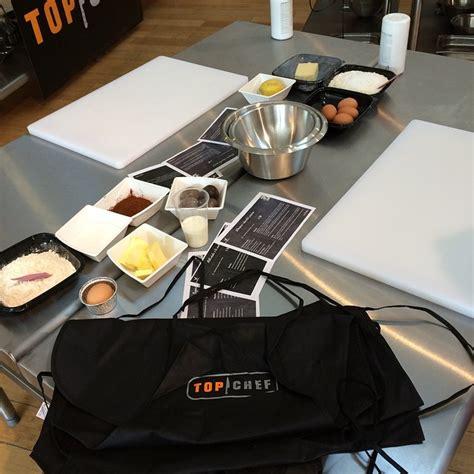 cours de cuisine top chef on a testé les cours de cuisine top chef à center parcs