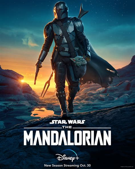 Baby Yoda Returns! First Full Trailer for 'The Mandalorian ...