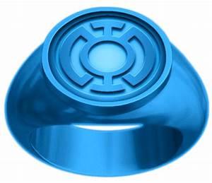 Blue Lantern Ring by KalEl7 on DeviantArt