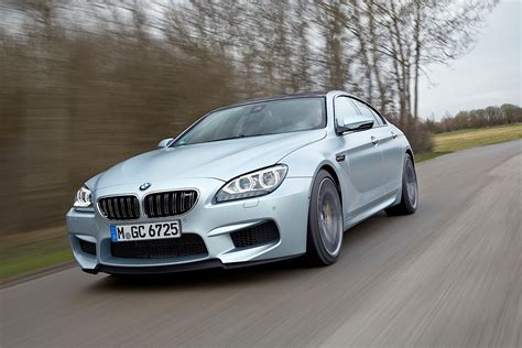 Bmw M6 Gran Coupe Photo by Bmw Releases New Photos Of The M6 Gran Coupe Autoevolution