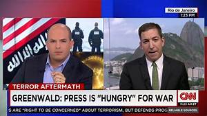 Glenn Greenwald: media is guilty of fear-mongering - CNN Video