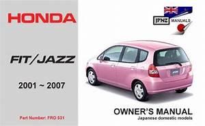 Honda Fit    Jazz 2001