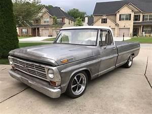 Garage Ford 93 : 1968 ford f100 ranger ls swap pro touring trucks ford trucks ford ls swap ~ Melissatoandfro.com Idées de Décoration