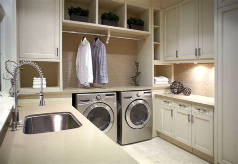 Urban Chic   Traditional   Laundry Room   toronto   by
