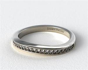 wedding rings matching bands james allen exclusive With exclusive wedding rings
