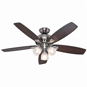 Remote control ceiling fan with light neiltortorella