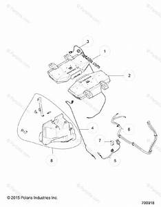 Polaris Side By Side 2016 Oem Parts Diagram For Accessory