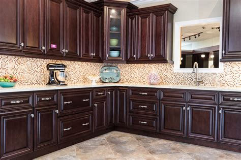 rta kitchen cabinets chocolate kitchen cabinets kitchen design ideas 4922