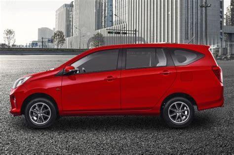 Review Toyota Calya by Harga Toyota Calya Spesifikasi Gambar Review January