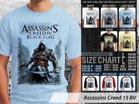 kaos logo assassins creed terbaru kaos assassins