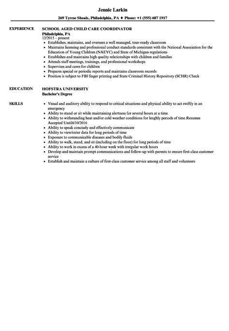 Child Care Resume Skills by 12 13 Childcare Resume Templates Malleckdesignco