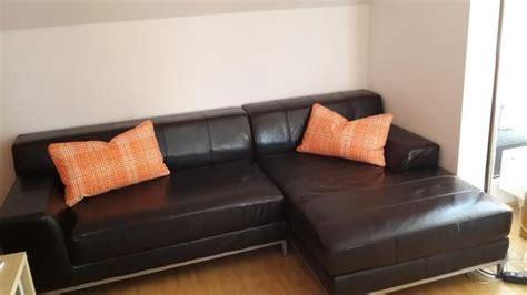 Sofa Ikea Leder Daredevzcom