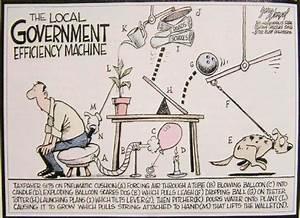 Rube Goldberg Cartoons