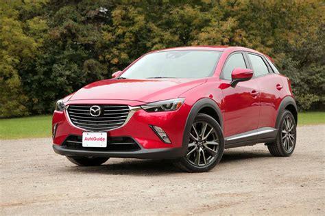 2017 Mazda Cx-3 Pricing Holds The Line » Autoguide.com News