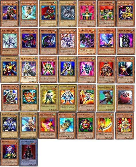 Yugioh Deck by Yugioh Joey Deck Deck Design And Ideas