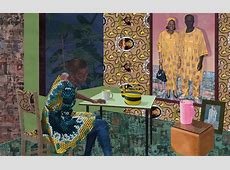 The BMA Debuts New Suite of Paintings By Acclaimed Artist