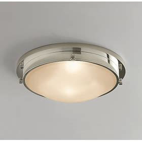 restoration hardware inc harmon polished nickel 13 in
